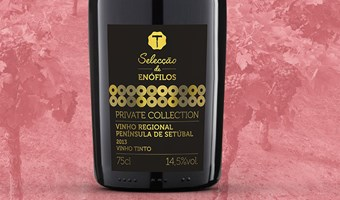Imagem Private Collection Vinho Regional Peninsula de Setubal tinto 2013