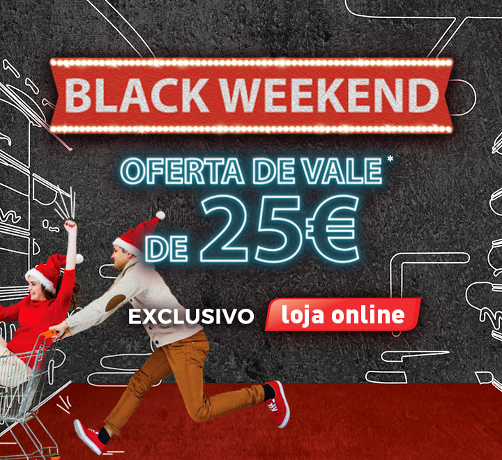Black week exclusivo loja online