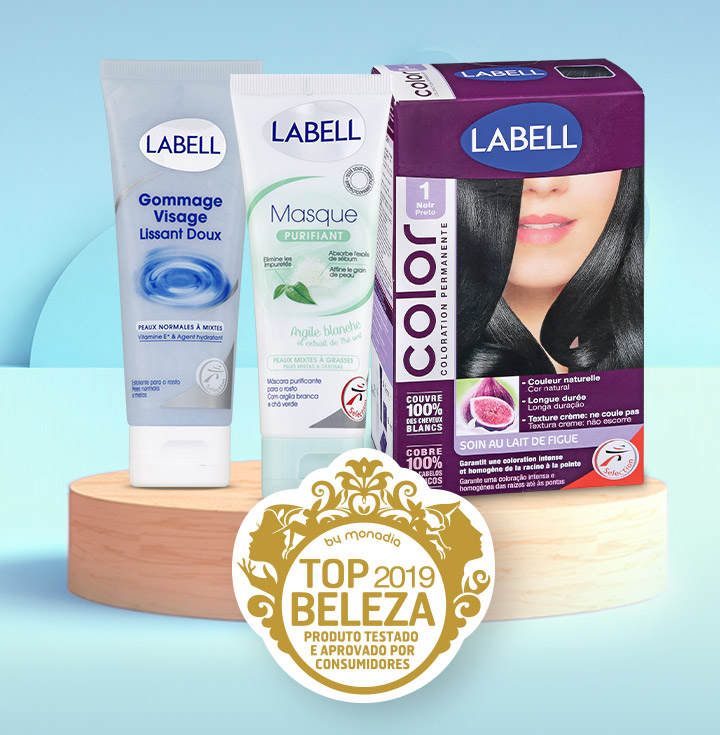 Labell - TOP Beleza 2019