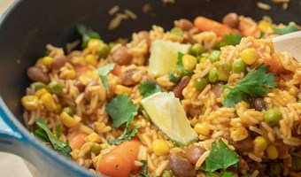 Imagem One Pot de Arroz A Pitada do Pai